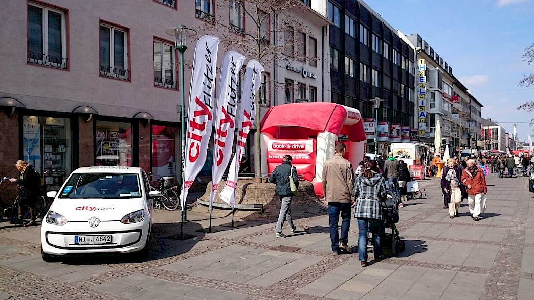 Book And Drive Darmstadt