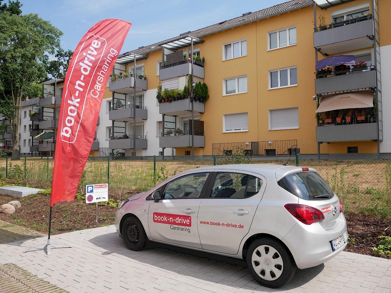 Frankfurter Westen: Erster Stellplatz in Unterliederbach ...
